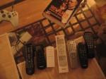 My remotes