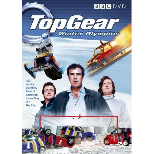 Top Gear - Season Three movie